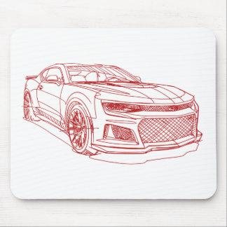 Che Camaro ZL1 2017 Musmatta