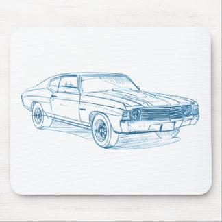 Che Chevelle 1972 Musmatta