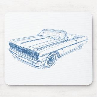 Che Chevelle cabriolet 1964 Musmatta