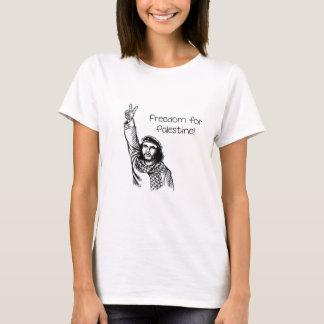 Che Guevara, frihet för Palestina! T Shirt
