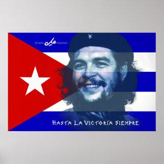 Che Guevara leende Poster