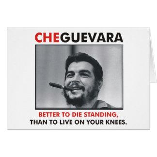 Che Guevara produkter & designer! Hälsningskort