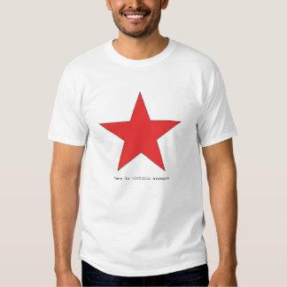 Che Guevara stjärna T Shirts