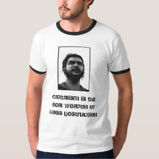 Che T-tröjakapitalism Tröja