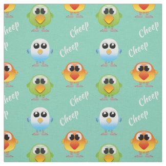CheepCheepfåglar för lite ungar Tyg