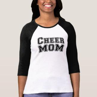 Cheer Mom CX 3/4 ärm Tee Shirt