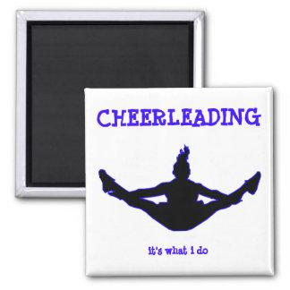 Cheerleading: det är vad jag gör toe-handlag magnet