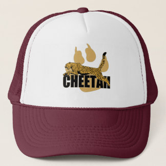 Cheetahen driver truckerkeps