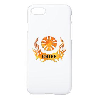 Chefen flammar iPhone 7 skal