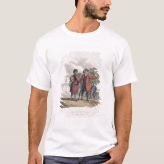 Chelsea Pensioners, kavalleri och infanteri, från T-shirts