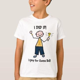 Chemo sätta en klocka på - bandet för tee shirt