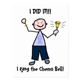 Chemo sätta en klocka på - den allmänna vykort