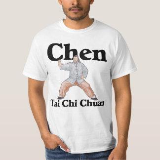 Chen Tai Chi Chuan T Shirts