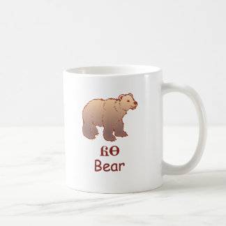 Cherokee björn för baby kaffemugg