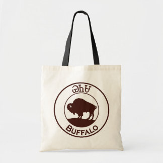 Cherokee buffel - Yanasa toto Tygkasse