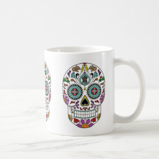 Cherokee day of the dead kaffemugg