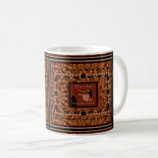 Cherokee folk kaffemugg