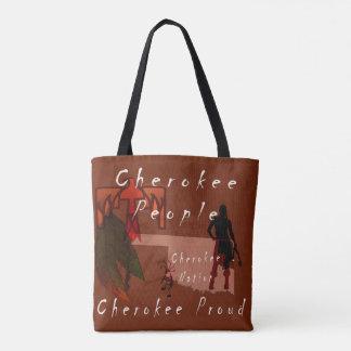 Cherokee folk tygkasse