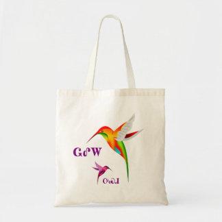 Cherokee Hummingbird Tygkasse