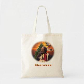 Cherokee indierdesigner tygkasse
