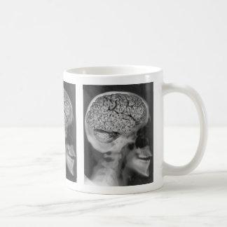 Cherokee på hjärnan kaffemugg