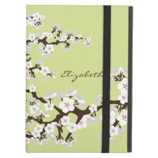 Cherry Blossoms iPad 2, 3, 4 Case with Kickstand iPad Folio Cases