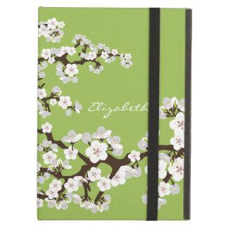 Cherry Blossoms iPad 2, 3, 4 Case with Kickstand iPad Folio Case