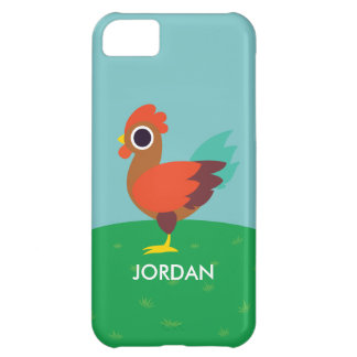 Chester tuppen iPhone 5C fodral