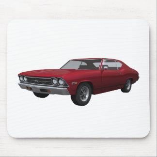 Chevelle 1969 SS: GodisApple fullföljande Musmatta