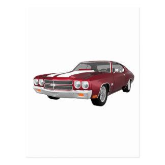 Chevelle 1970 SS: GodisApple fullföljande: Vykort