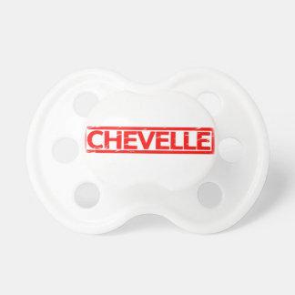 Chevelle frimärke napp