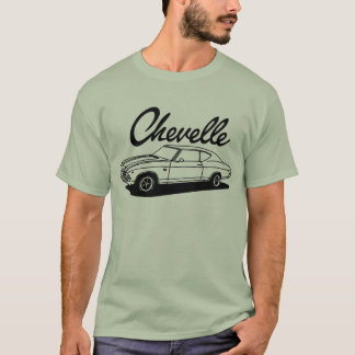 Chevelle SS design 1969 Tee Shirts