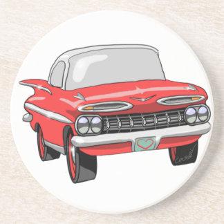 Chevrolet 1959 dryck underlägg