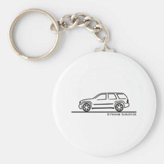 Chevrolet banbrytare nyckelring