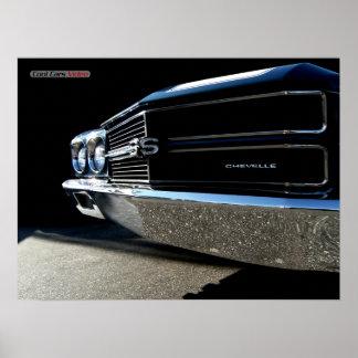Chevrolet Chevelle Affisch