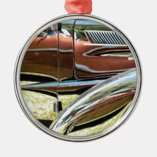 Chevrolet reflexioner julgransprydnad metall