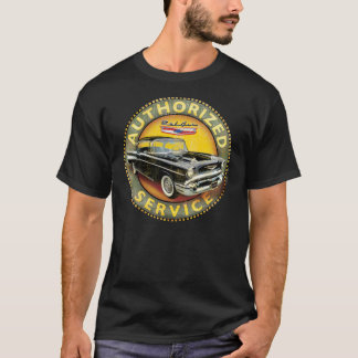 Chevrolet tjänste- Bel Air undertecknar Tröjor