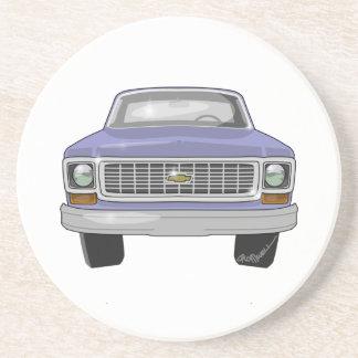 Chevrolet uppsamling 1974 underlägg sandsten