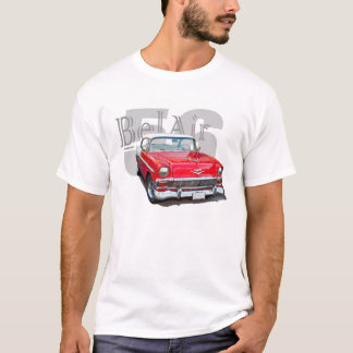Chevy Bel Air T-TRÖJA 1956 T-shirt