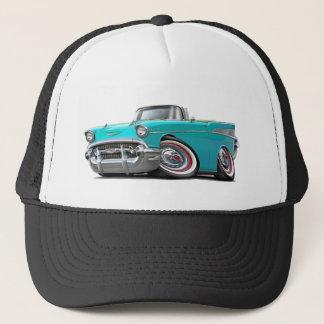 Chevy Belair turkoscabriolet 1957 Keps