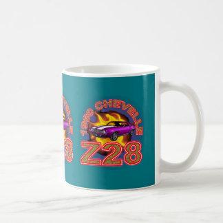 Chevy Chevelle Z28 Mug. 1969 Kaffemugg