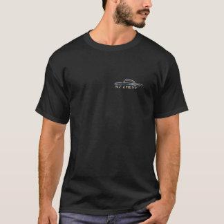 Chevy hårt bästa typ 1957 tee shirt