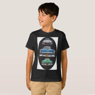 Chevy T skjorta - kubanska bilar T-shirt