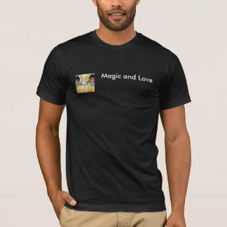 cheyenne kanelbrun magi och kärlek tshirts