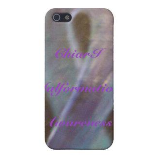 Chiari medvetenhet iPhone 5 hud