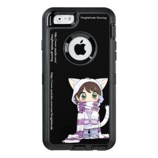 Chibi Animefodral OtterBox Defender iPhone Skal