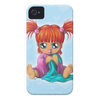 Chibi baby iPhone 4 cases