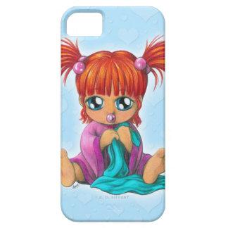 Chibi baby iPhone 5 cases