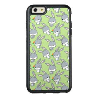 Chibi BUGS BUNNY ™ med moroten OtterBox iPhone 6/6s Plus Skal