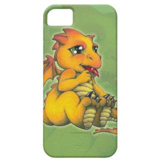 Chibi drake iPhone 5 Case-Mate skydd